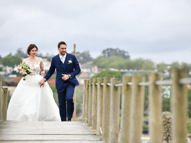 O casamento de Tito e Tania em Azurara, Vila do Conde 15