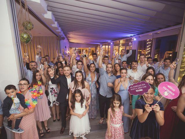 O casamento de Tito e Tania em Azurara, Vila do Conde 18