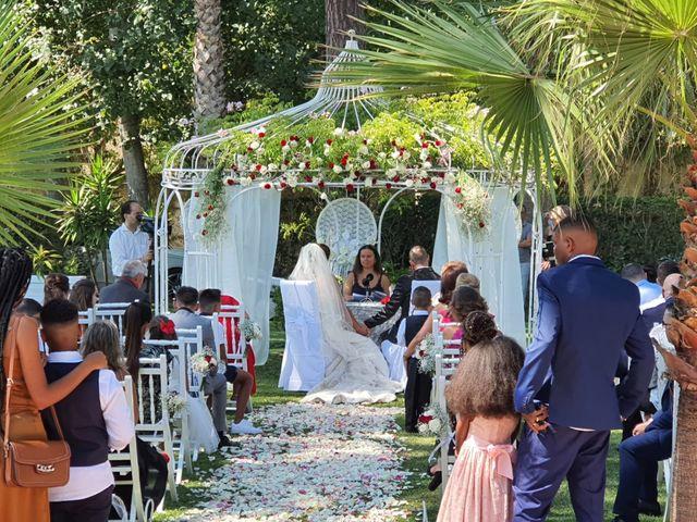 O casamento de Hugo e Raquel