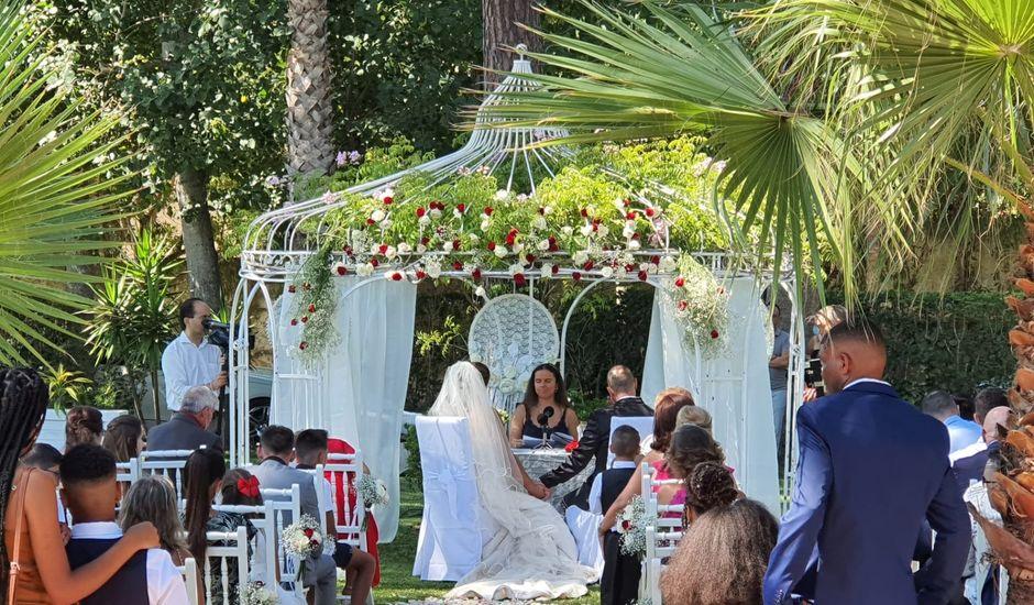 O casamento de Raquel  e Hugo em Aroeira, Almada