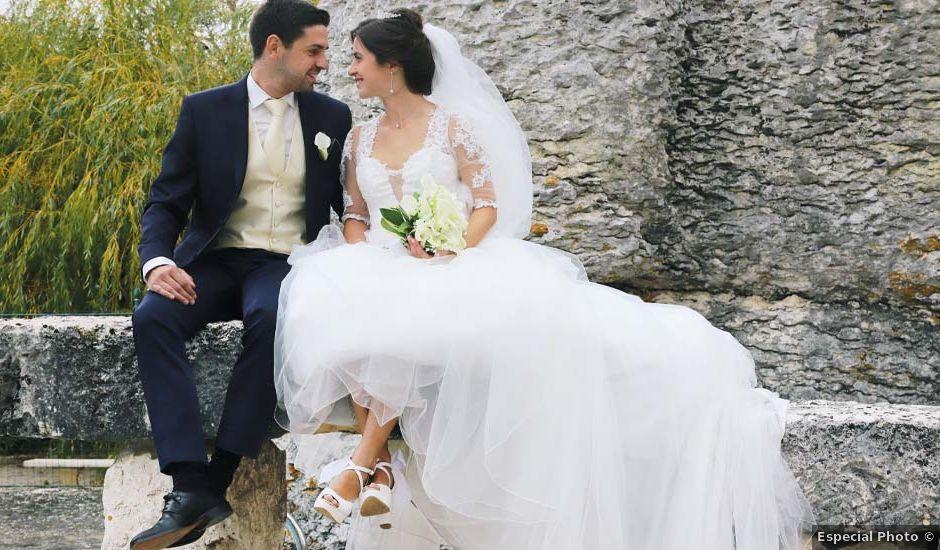 O casamento de Nuno e Débora em Negrais, Sintra