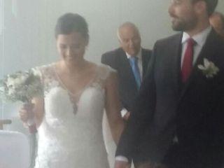 O casamento de Nádea  e Luís  3