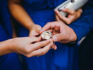 O casamento de Inês e João 1