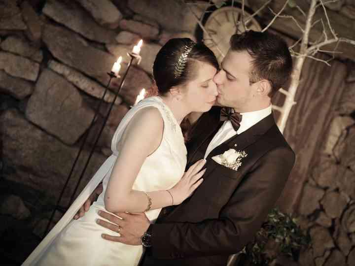O casamento de Filipe e Ana