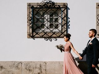 O casamento de Goretti e Joel