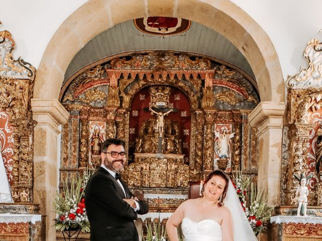 O casamento de Victor e Ana em Seixas do Douro, Vila Nova de Foz Côa 4