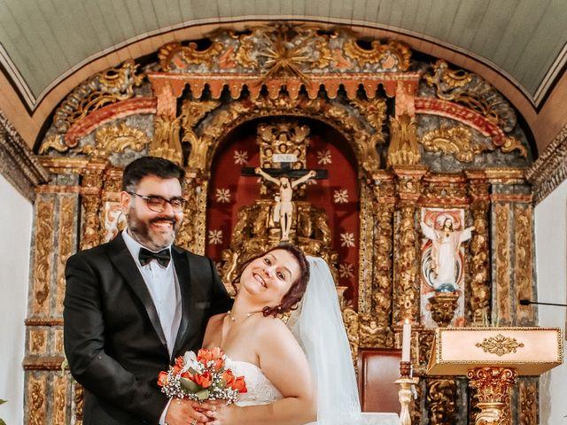 O casamento de Victor e Ana em Seixas do Douro, Vila Nova de Foz Côa 5