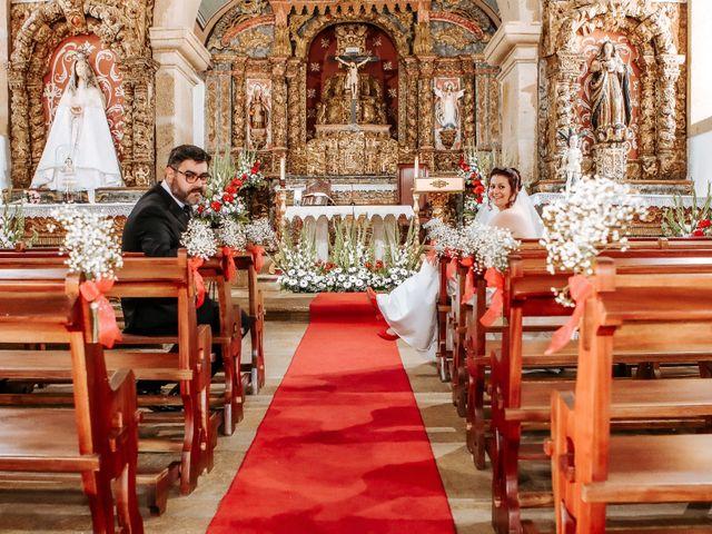 O casamento de Victor e Ana em Seixas do Douro, Vila Nova de Foz Côa 8