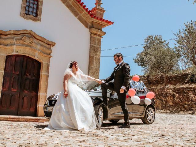O casamento de Victor e Ana em Seixas do Douro, Vila Nova de Foz Côa 9