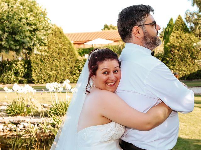 O casamento de Victor e Ana em Seixas do Douro, Vila Nova de Foz Côa 22