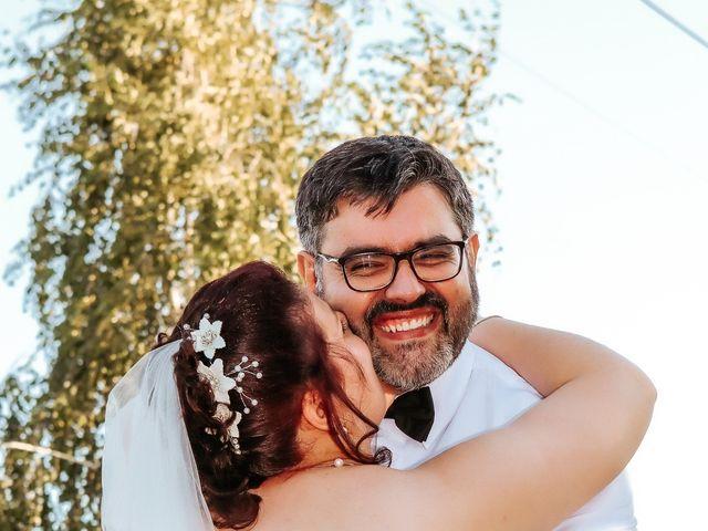O casamento de Victor e Ana em Seixas do Douro, Vila Nova de Foz Côa 23