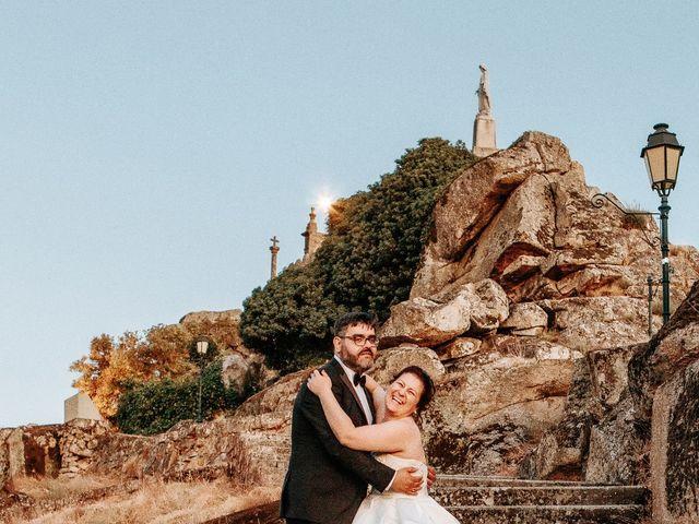 O casamento de Victor e Ana em Seixas do Douro, Vila Nova de Foz Côa 27