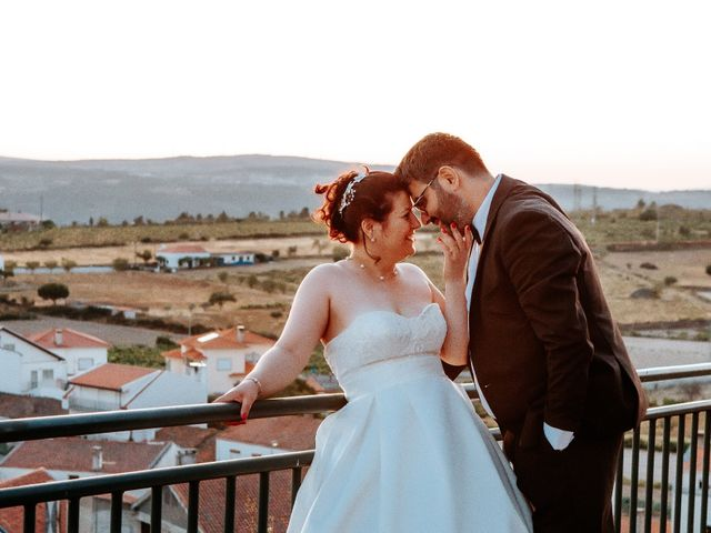 O casamento de Victor e Ana em Seixas do Douro, Vila Nova de Foz Côa 29