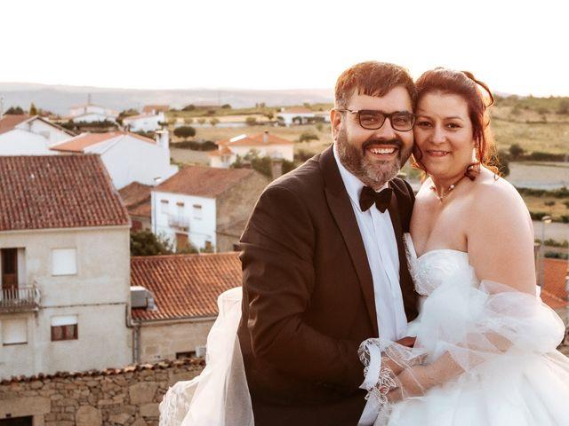 O casamento de Victor e Ana em Seixas do Douro, Vila Nova de Foz Côa 33