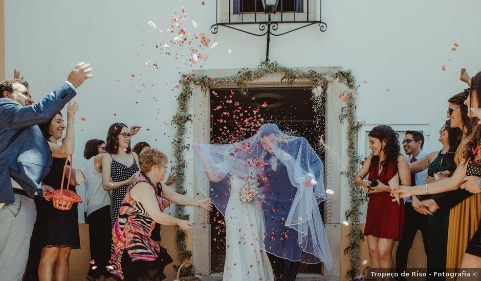 O casamento de José e Andreia em Torres Novas, Torres Novas