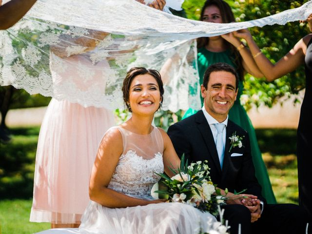 O casamento de Mitra e Duarte