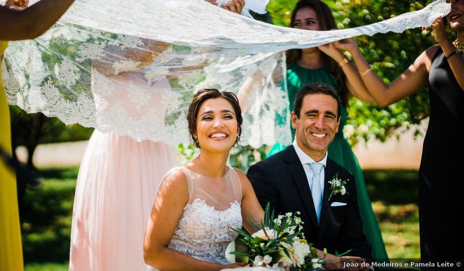 O casamento de Duarte e Mitra em Mafra, Mafra