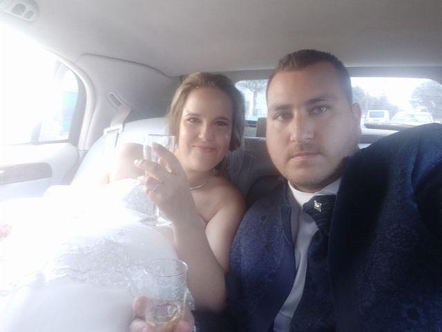 O casamento de Miguel e Joana