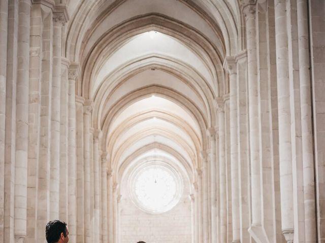O casamento de Gonçalo e Raquel em Alcobaça, Alcobaça 20