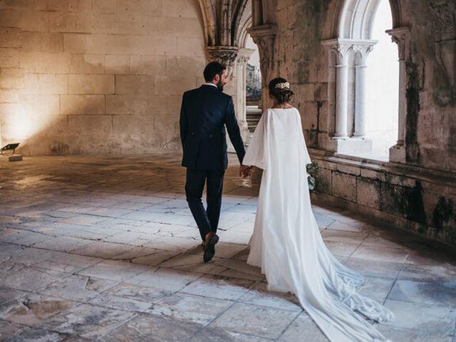 O casamento de Raquel e Gonçalo
