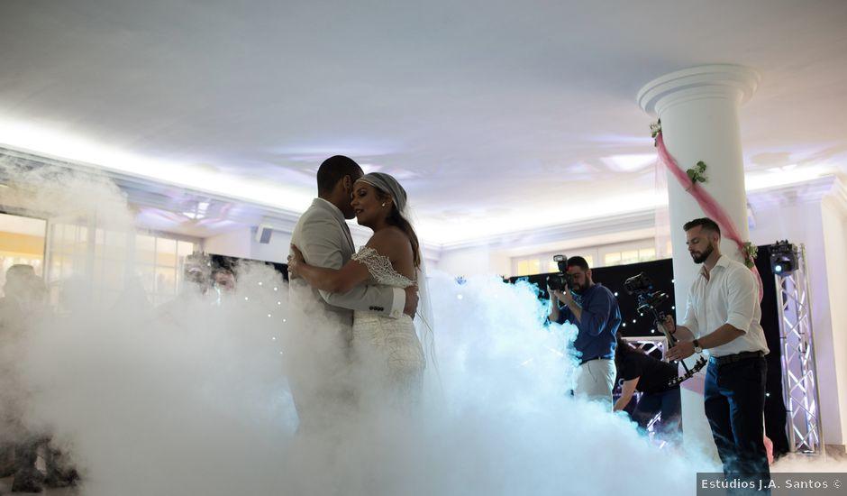 O casamento de Kelson e Ariete em Colares, Sintra