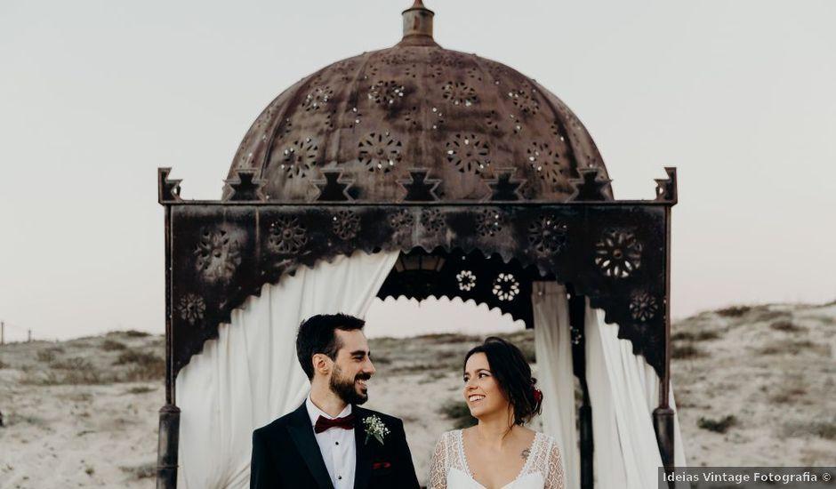 O casamento de André e Catarina em Vila do Conde, Vila do Conde