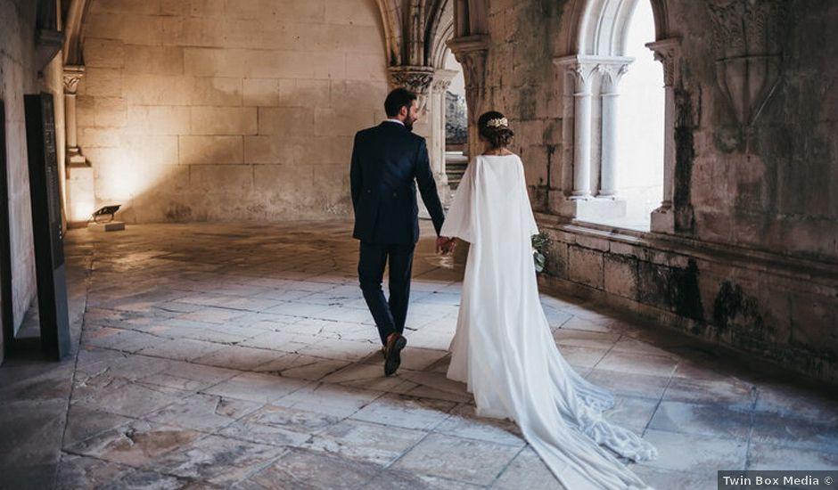 O casamento de Gonçalo e Raquel em Alcobaça, Alcobaça