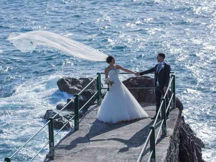 O casamento de Cristina e Alberto
