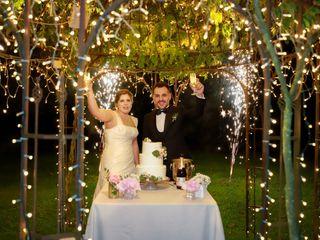 O casamento de Carla e Jorge