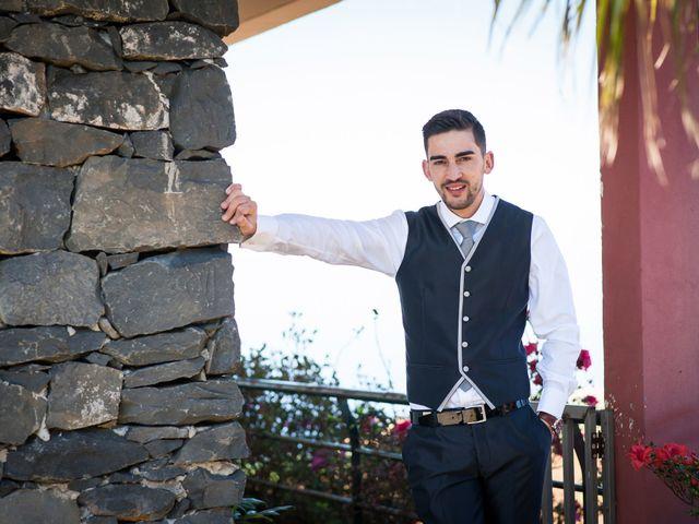 O casamento de Alberto e Cristina em Funchal, Madeira 25