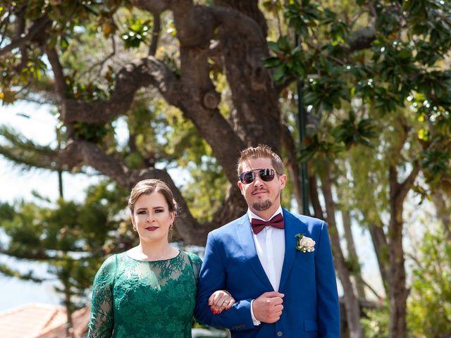 O casamento de Alberto e Cristina em Funchal, Madeira 59