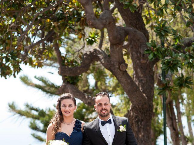 O casamento de Alberto e Cristina em Funchal, Madeira 60