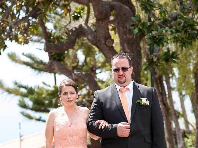 O casamento de Alberto e Cristina em Funchal, Madeira 61