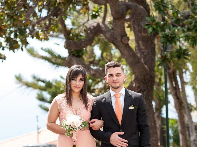 O casamento de Alberto e Cristina em Funchal, Madeira 62