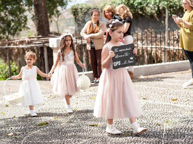 O casamento de Alberto e Cristina em Funchal, Madeira 64