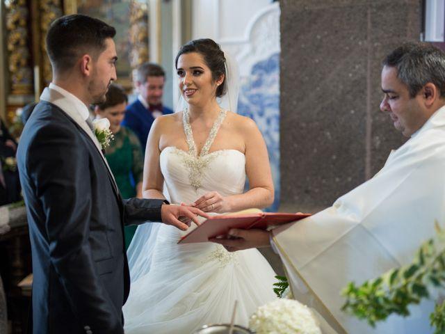 O casamento de Alberto e Cristina em Funchal, Madeira 71