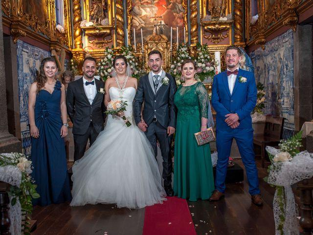 O casamento de Alberto e Cristina em Funchal, Madeira 74