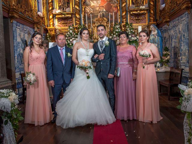 O casamento de Alberto e Cristina em Funchal, Madeira 75