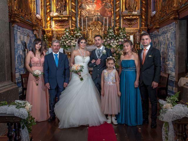 O casamento de Alberto e Cristina em Funchal, Madeira 76