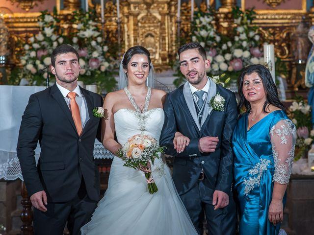 O casamento de Alberto e Cristina em Funchal, Madeira 80