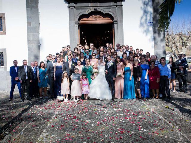 O casamento de Alberto e Cristina em Funchal, Madeira 85