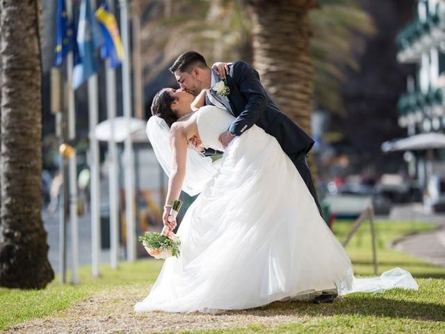 O casamento de Alberto e Cristina em Funchal, Madeira 86