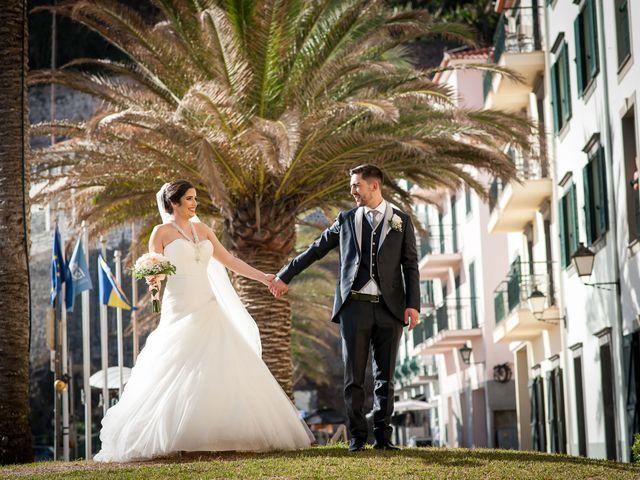 O casamento de Alberto e Cristina em Funchal, Madeira 90
