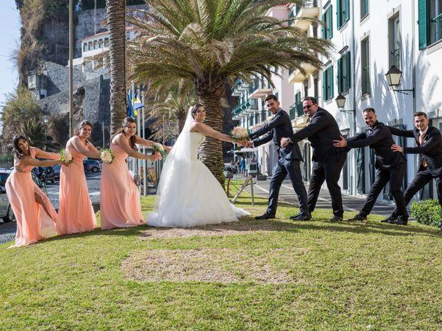 O casamento de Alberto e Cristina em Funchal, Madeira 91