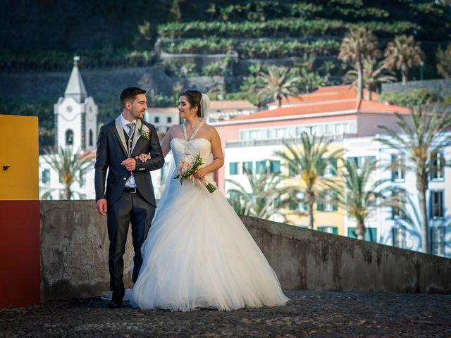 O casamento de Alberto e Cristina em Funchal, Madeira 94