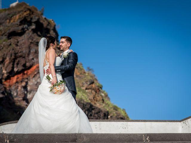 O casamento de Alberto e Cristina em Funchal, Madeira 95