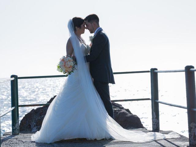 O casamento de Alberto e Cristina em Funchal, Madeira 96