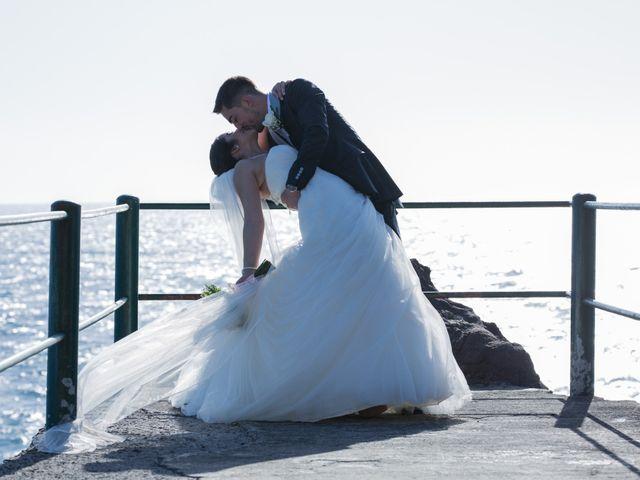 O casamento de Alberto e Cristina em Funchal, Madeira 97