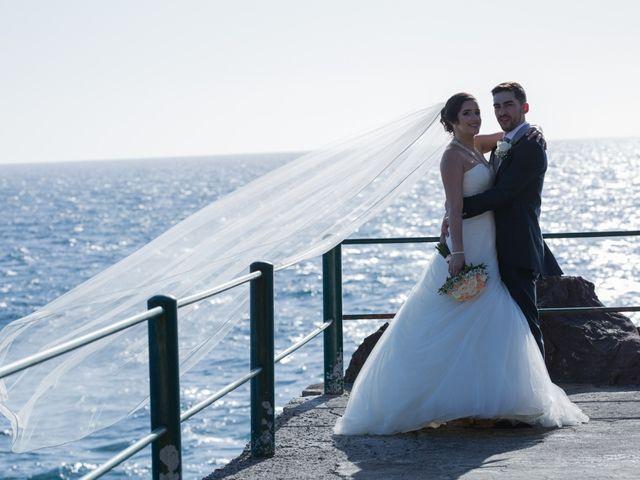 O casamento de Alberto e Cristina em Funchal, Madeira 99