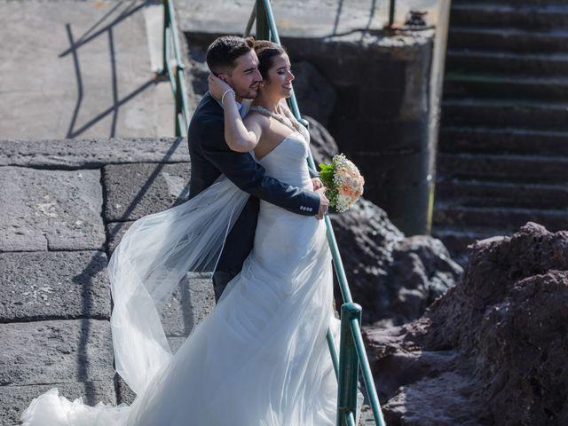 O casamento de Alberto e Cristina em Funchal, Madeira 100